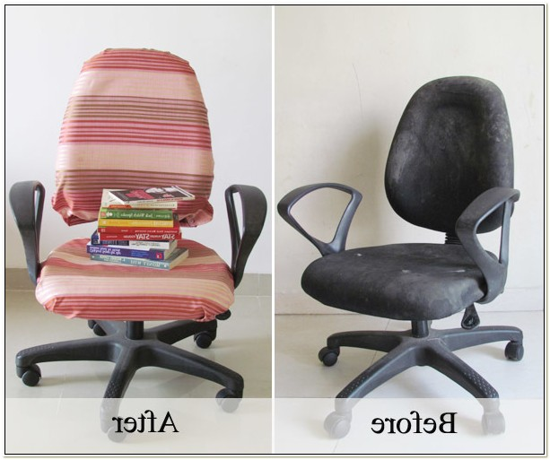 Executive Desk Chair Covers