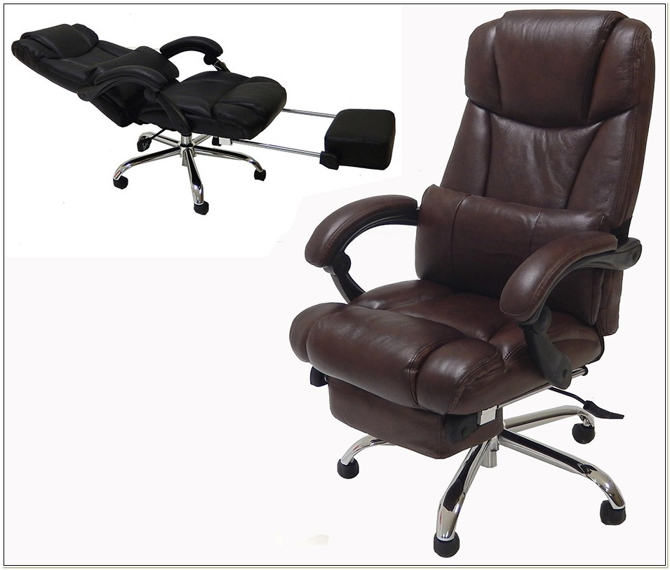 Executive Recliner Office Chair