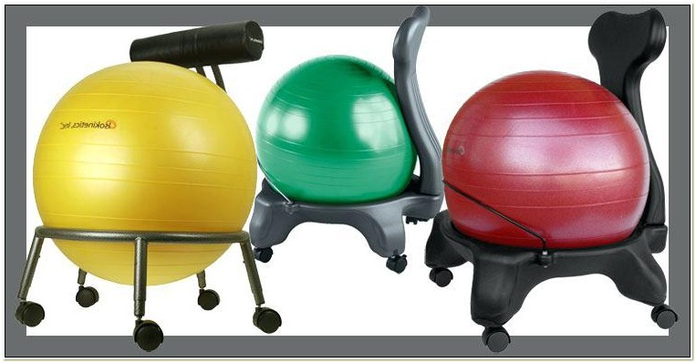Exercise Ball Chair Office Max
