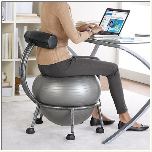 Exercise Ball Office Chair Pros Cons