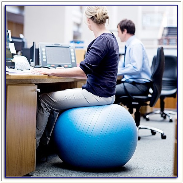 Exercise Ball Office Chair Target