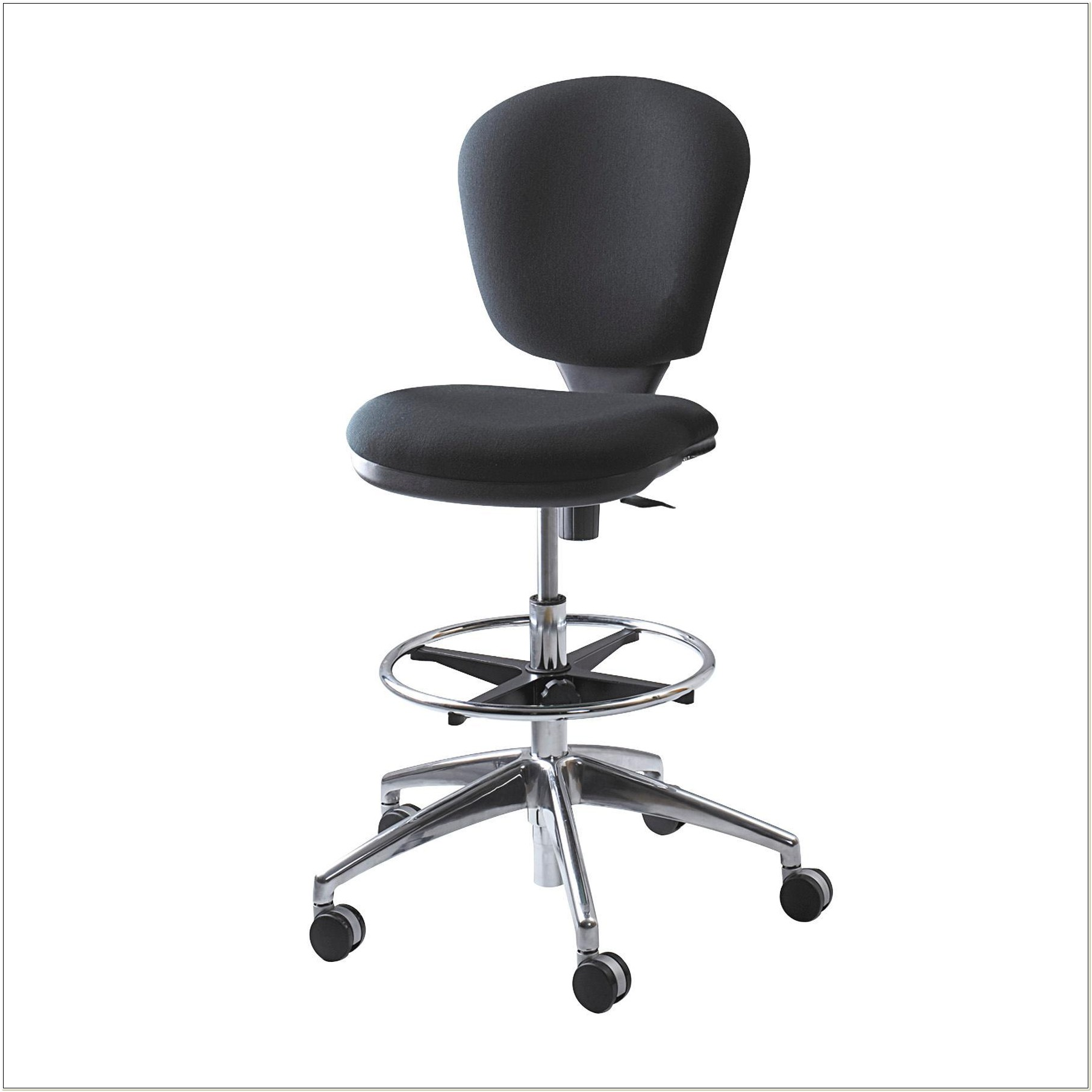 Extended Height Office Chair With Arms