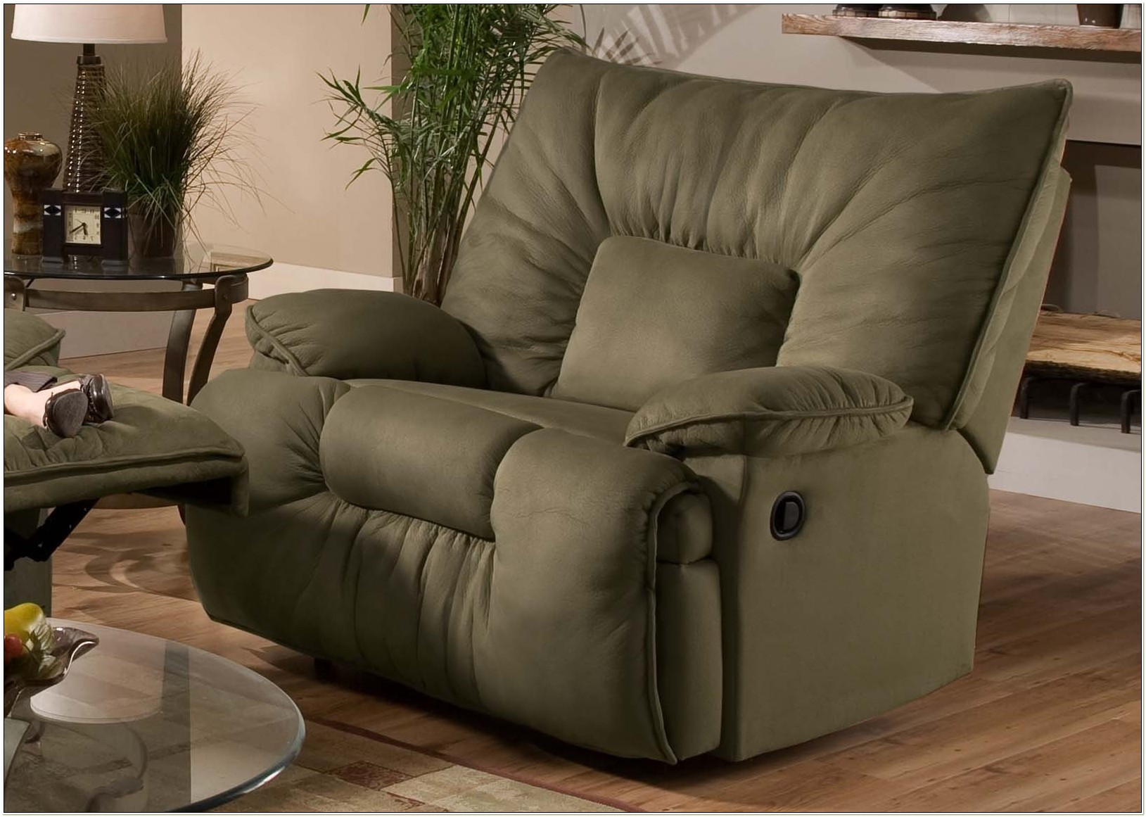 Extra Large Rocker Recliner Chair