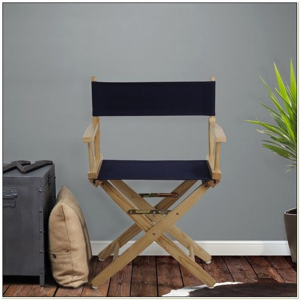 Extra Wide Directors Chair