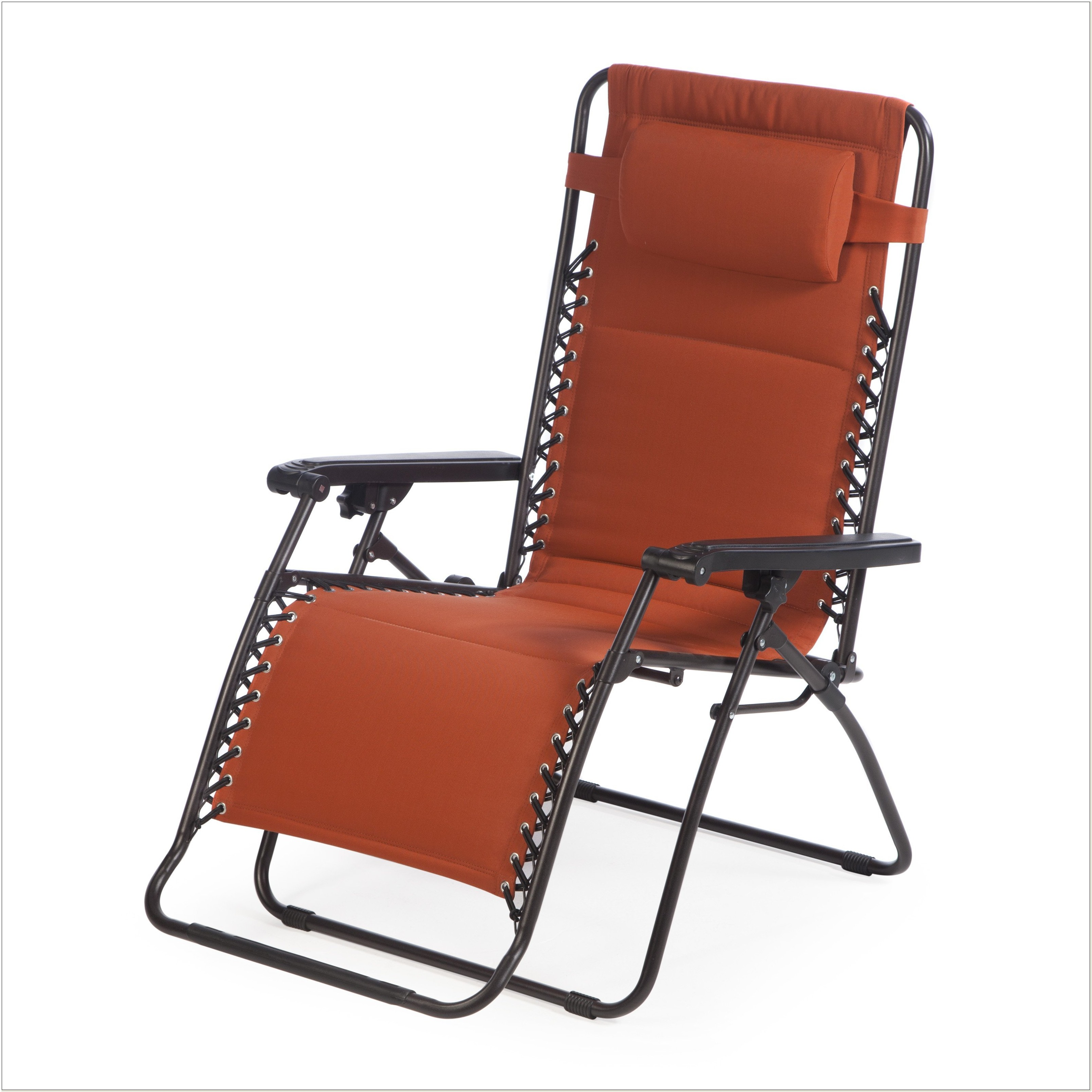 Extra Wide Padded Zero Gravity Lounge Chair