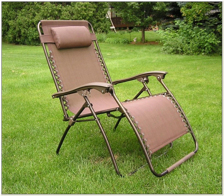 Extra Wide Zero Gravity Lawn Chair