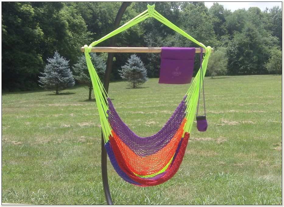 Ez Hang Hammock Chair Instructions