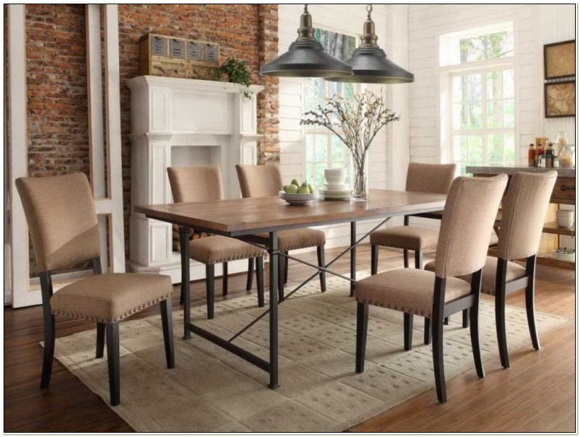 Fabric Dining Room Chairs Target