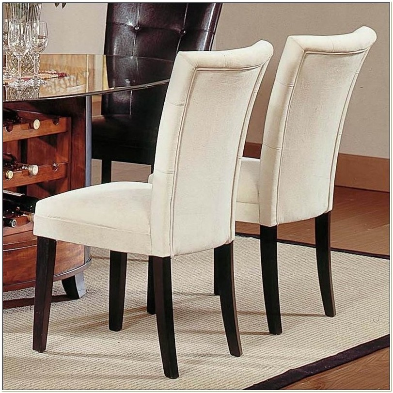 Fabric Parson Dining Room Chairs