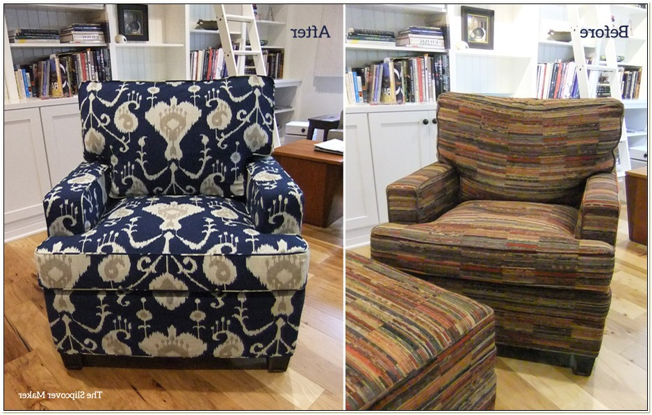 Fabric Slipcovers For Chairs
