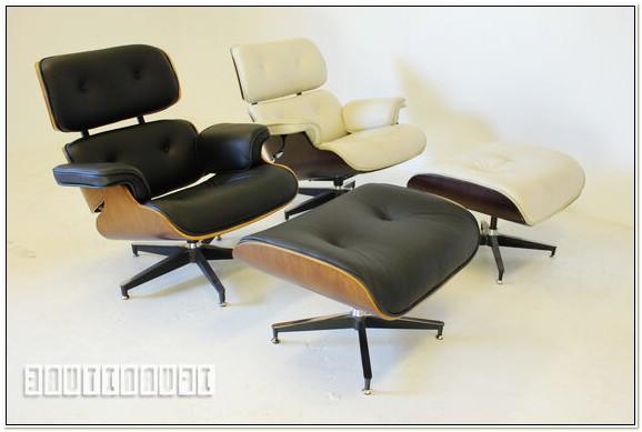 Fake Eames Lounge Chair And Ottoman