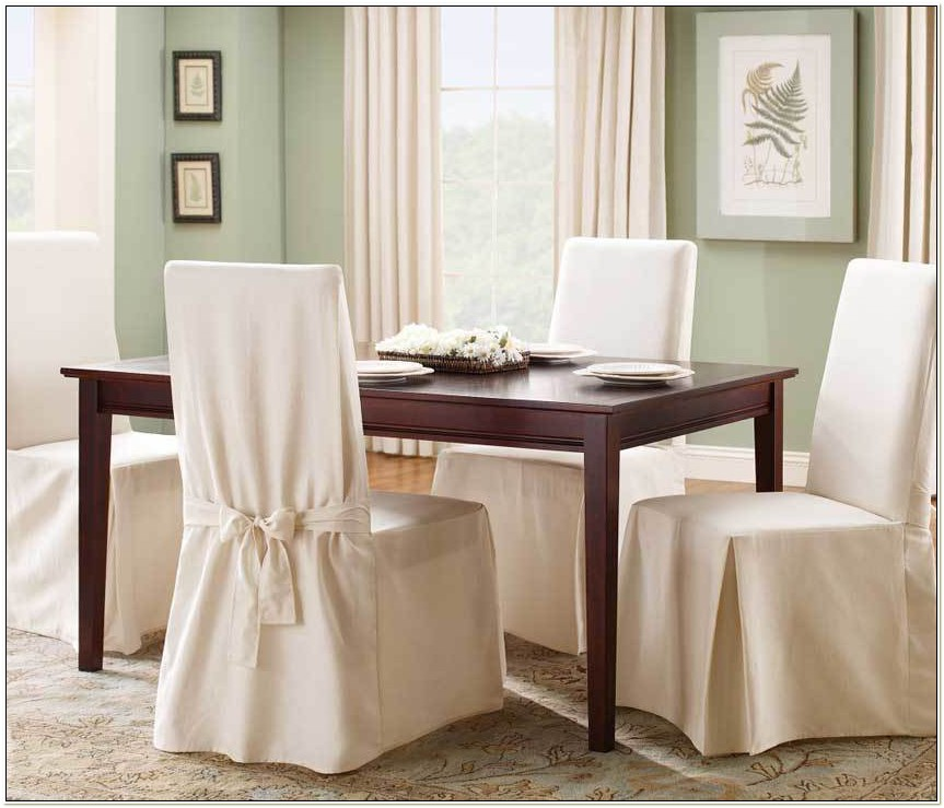 Fancy Dining Room Chair Covers