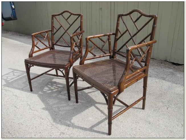 Faux Bamboo Chippendale Chairs Craigslist