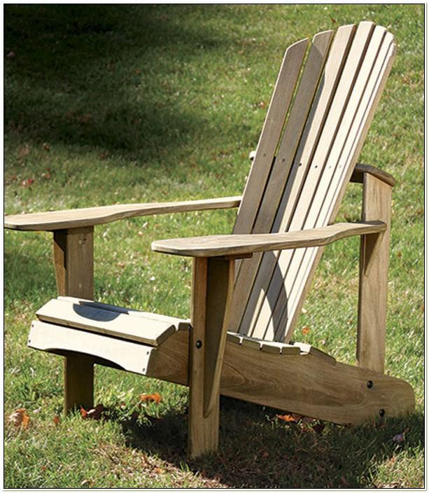 Fine Woodworking Adirondack Chair Plans
