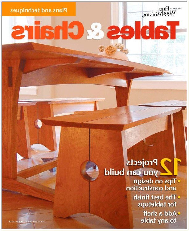 Fine Woodworking Magazine Adirondack Chair Plans