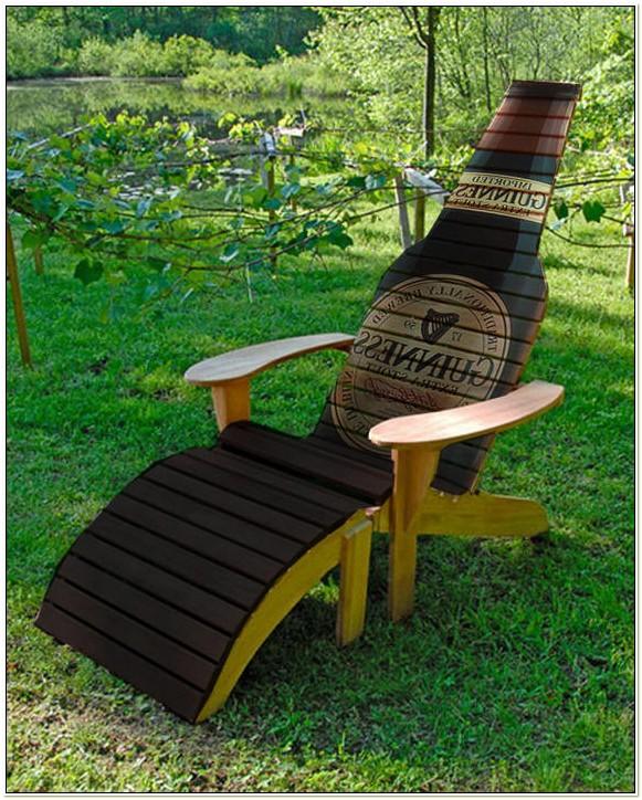 Fish Adirondack Chair Plans