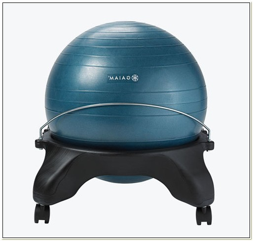 Fitness Ball Chair Base