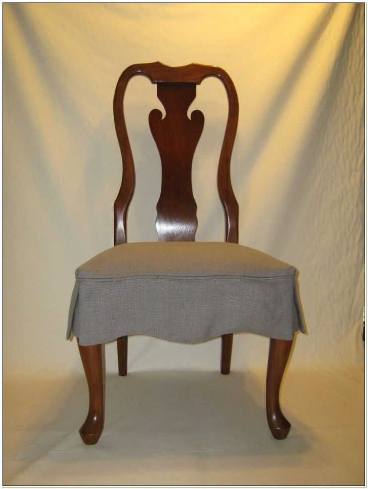 Fitted Dining Chair Seat Covers