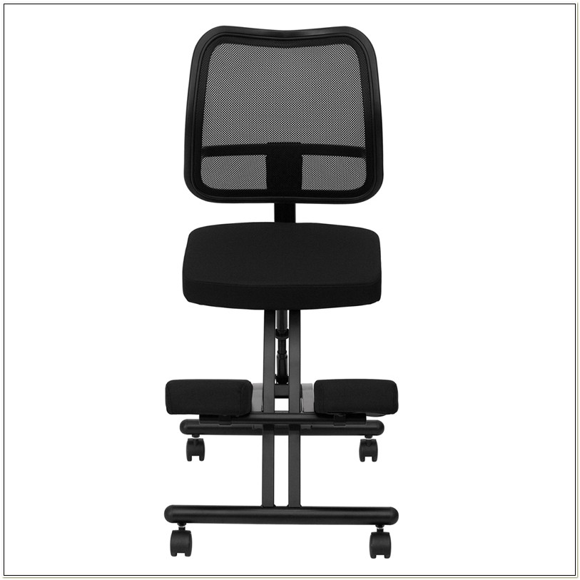 Flash Furniture Mobile Ergonomic Kneeling Task Chair