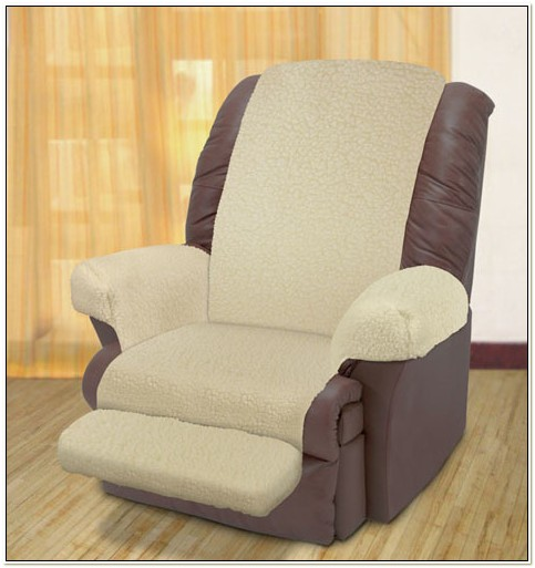 Fleece Recliner Chair Covers