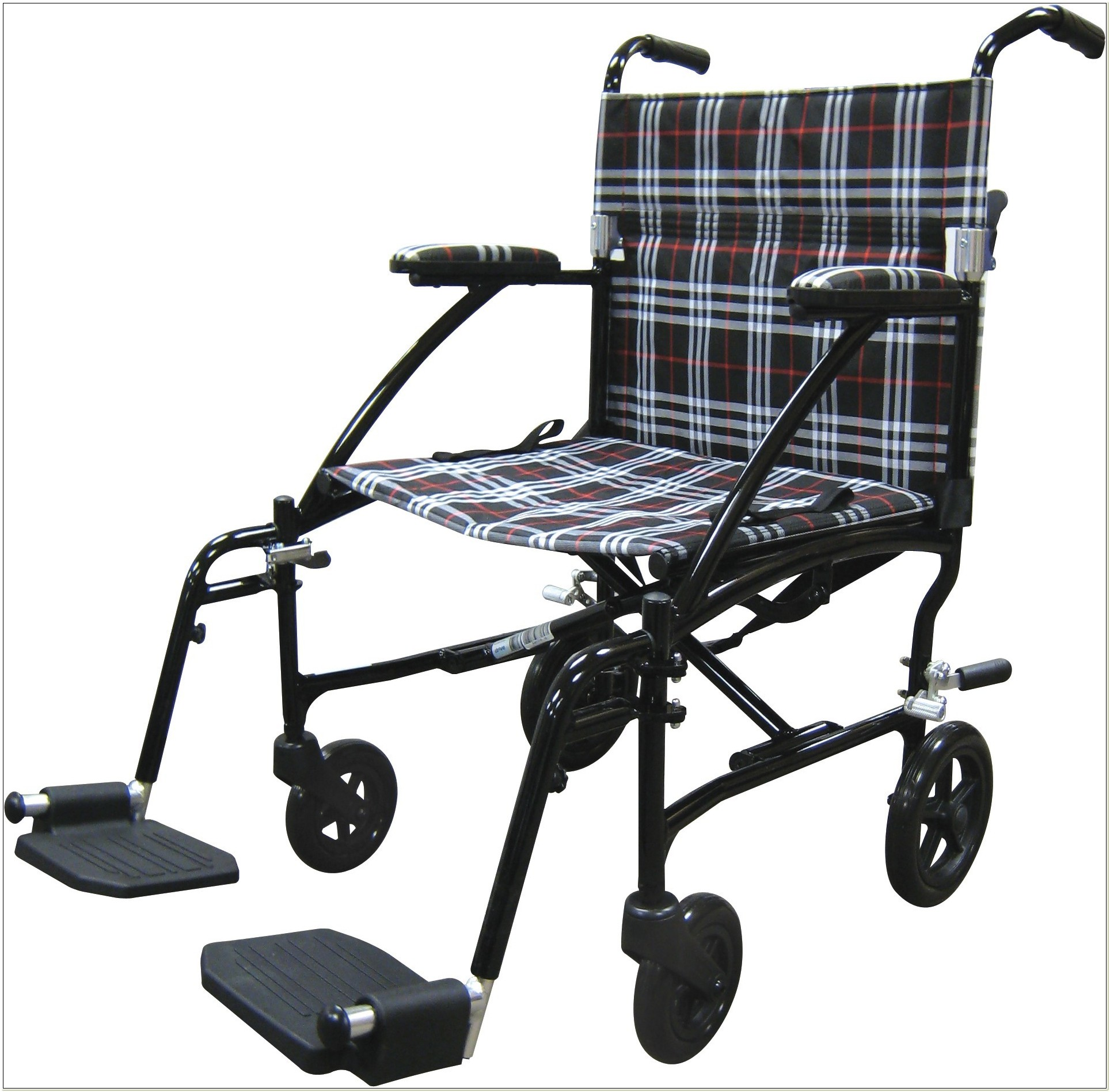 Fly Lite Aluminum Transport Wheelchair