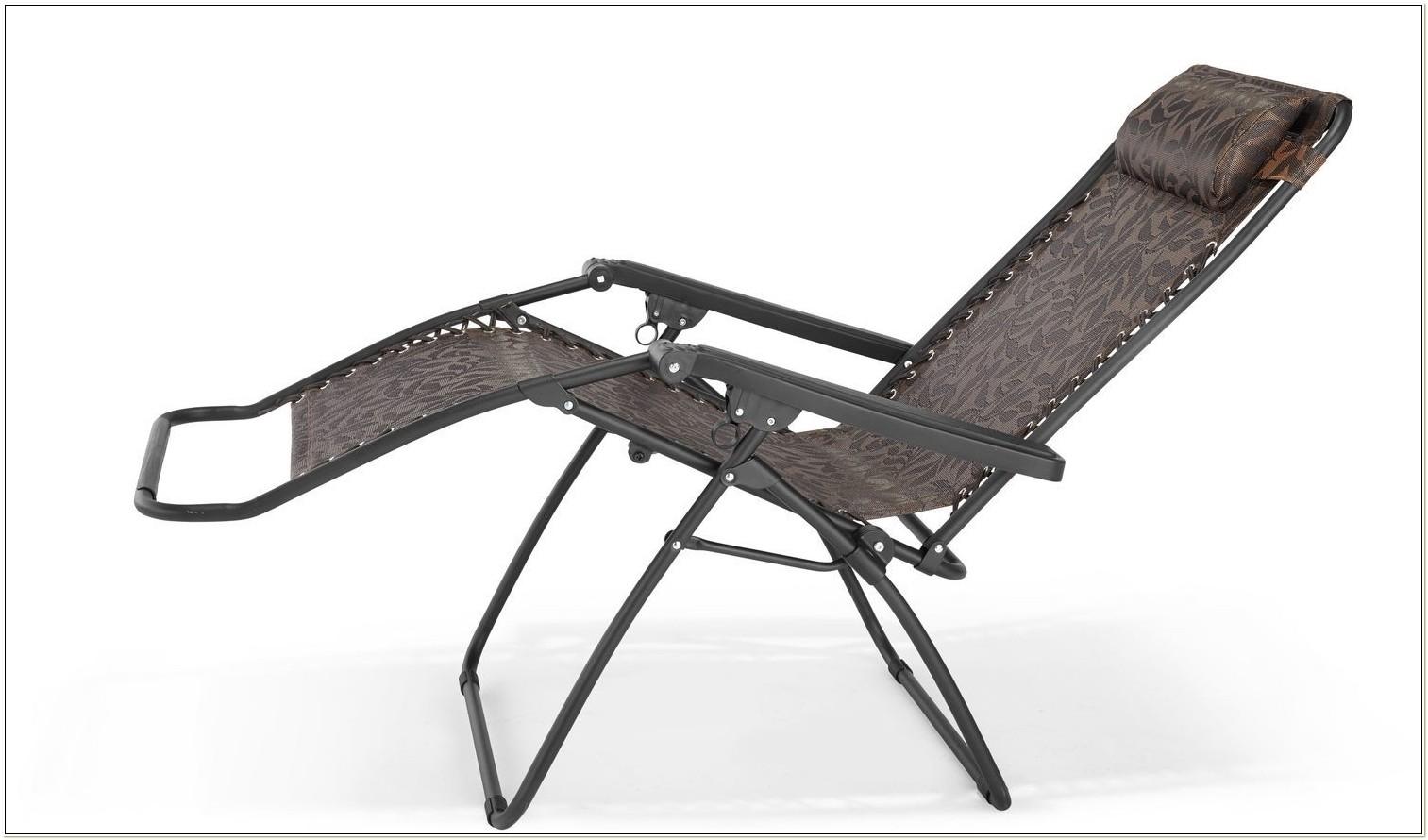 Foam Padded Zero Gravity Chair