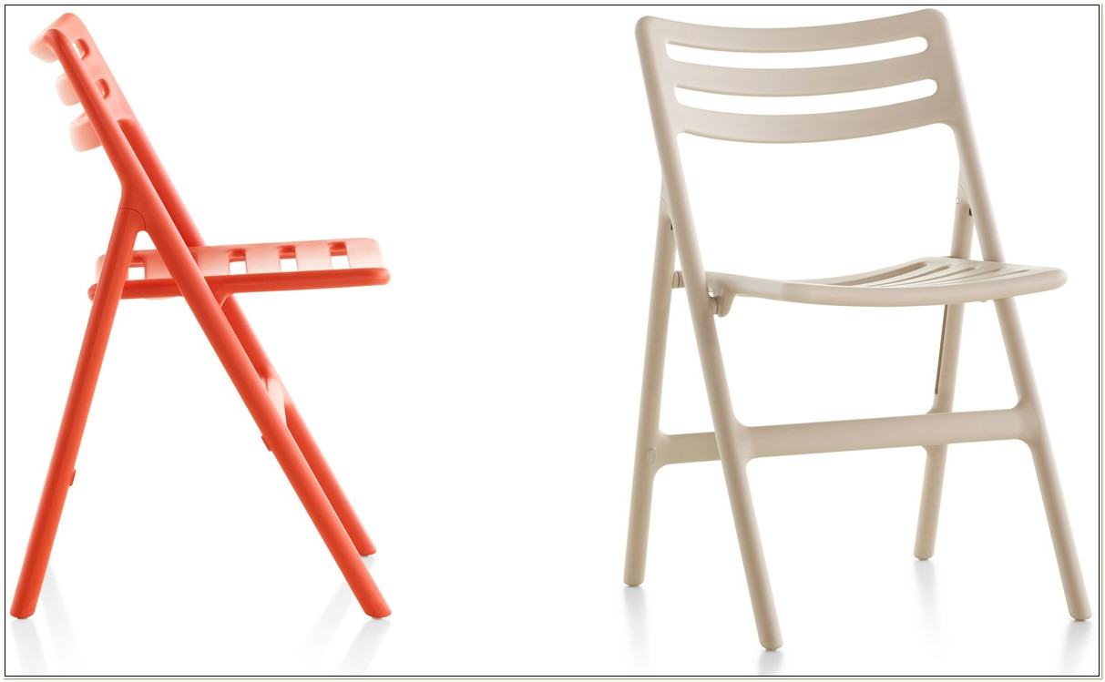 Folding Air Chair Jasper Morrison Magis