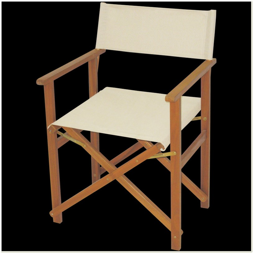 Folding Directors Chairs Wooden