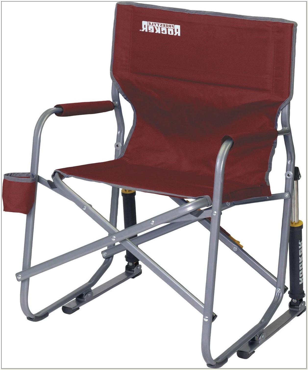 Folding Outdoor Rocker Chairs