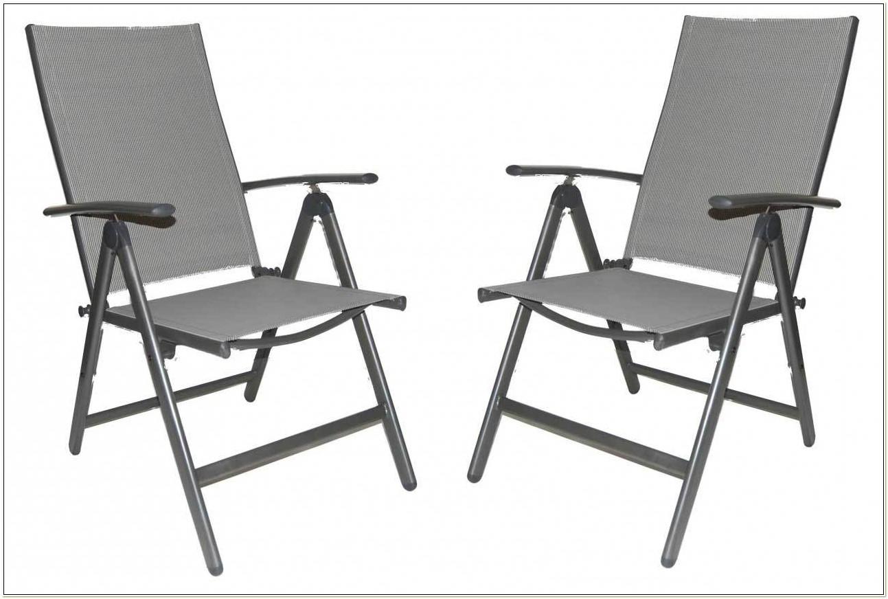 Folding Reclining Garden Chairs