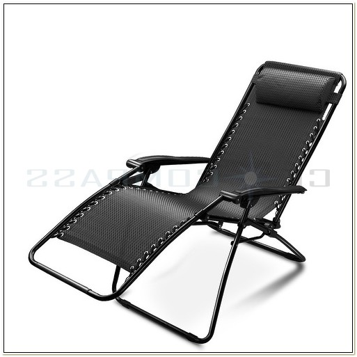 Folding Reclining Outdoor Chairs