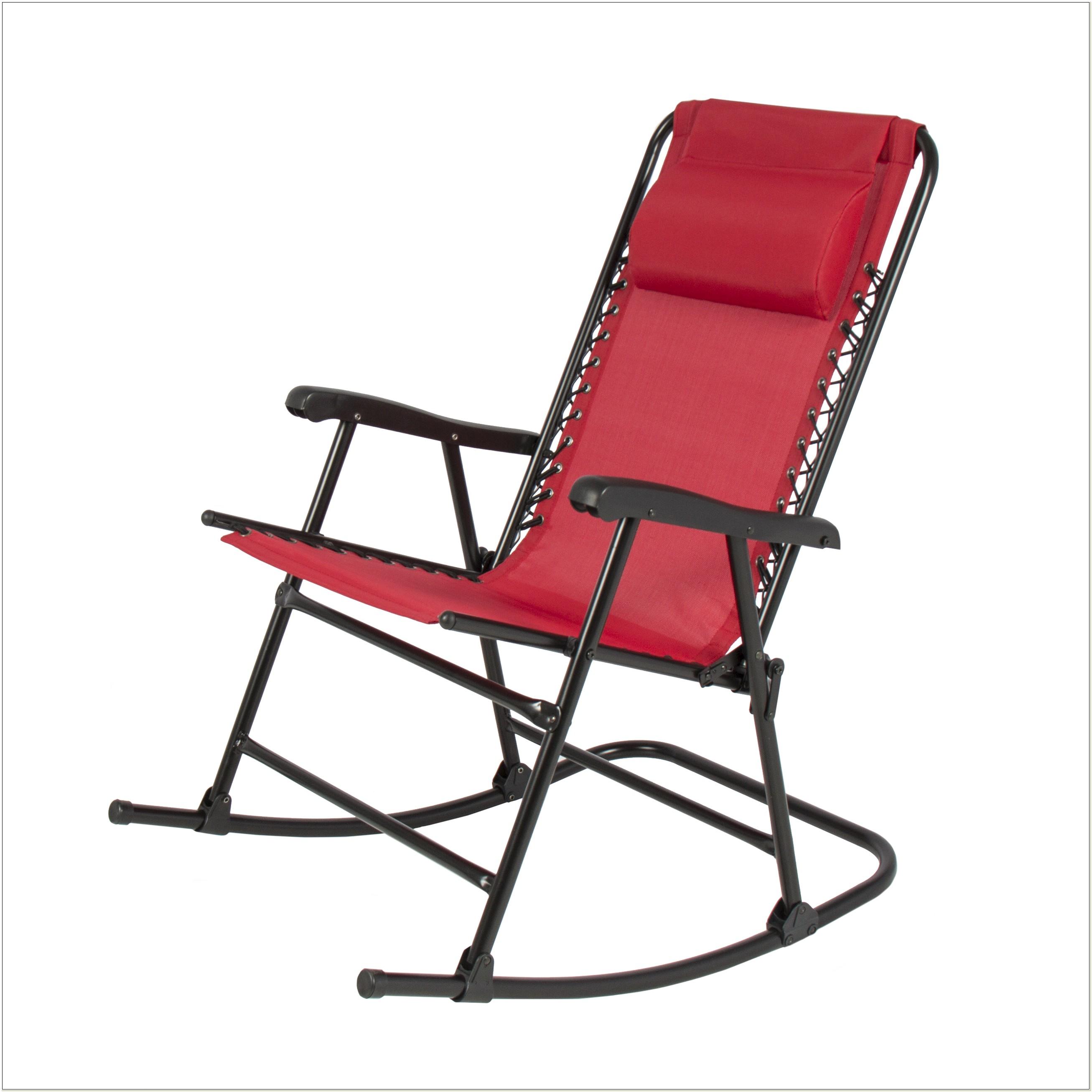Folding Rocking Lawn Chair Canada