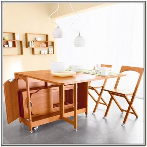 Folding Table Chairs Fit Inside
