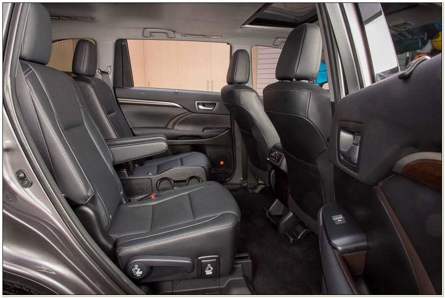Ford Flex Second Row Captains Chairs