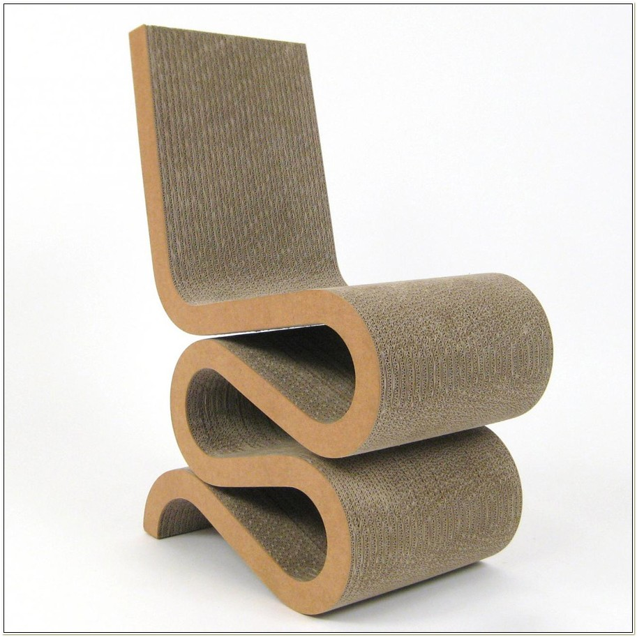 Frank Gehry Furniture Wiggle Chair