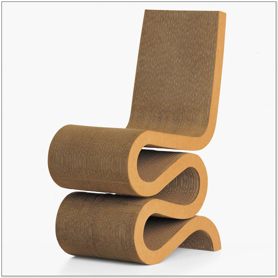 Frank Gehry Wiggle Chair Vitra