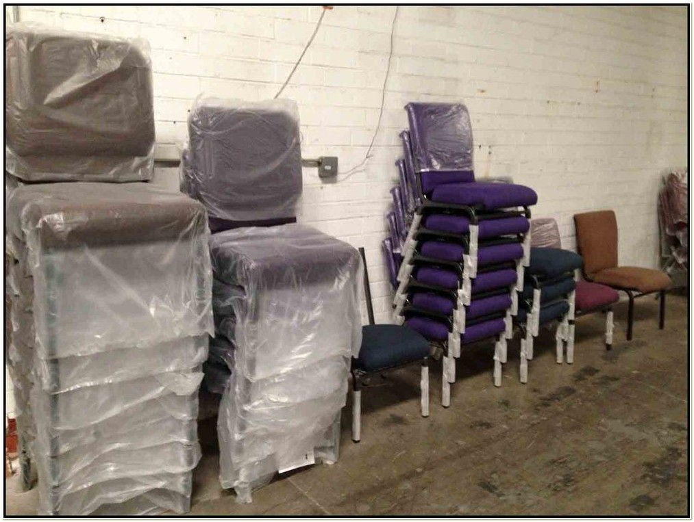 Free Church Chairs Donation