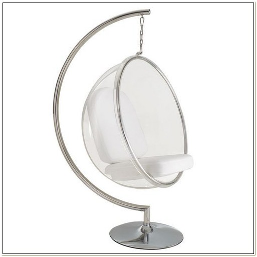Free Standing Hanging Egg Chair
