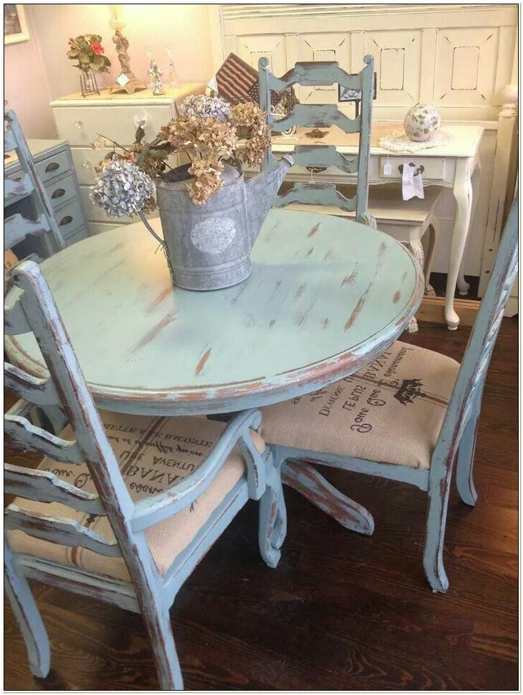 French Country Dining Chair Seat Cushions