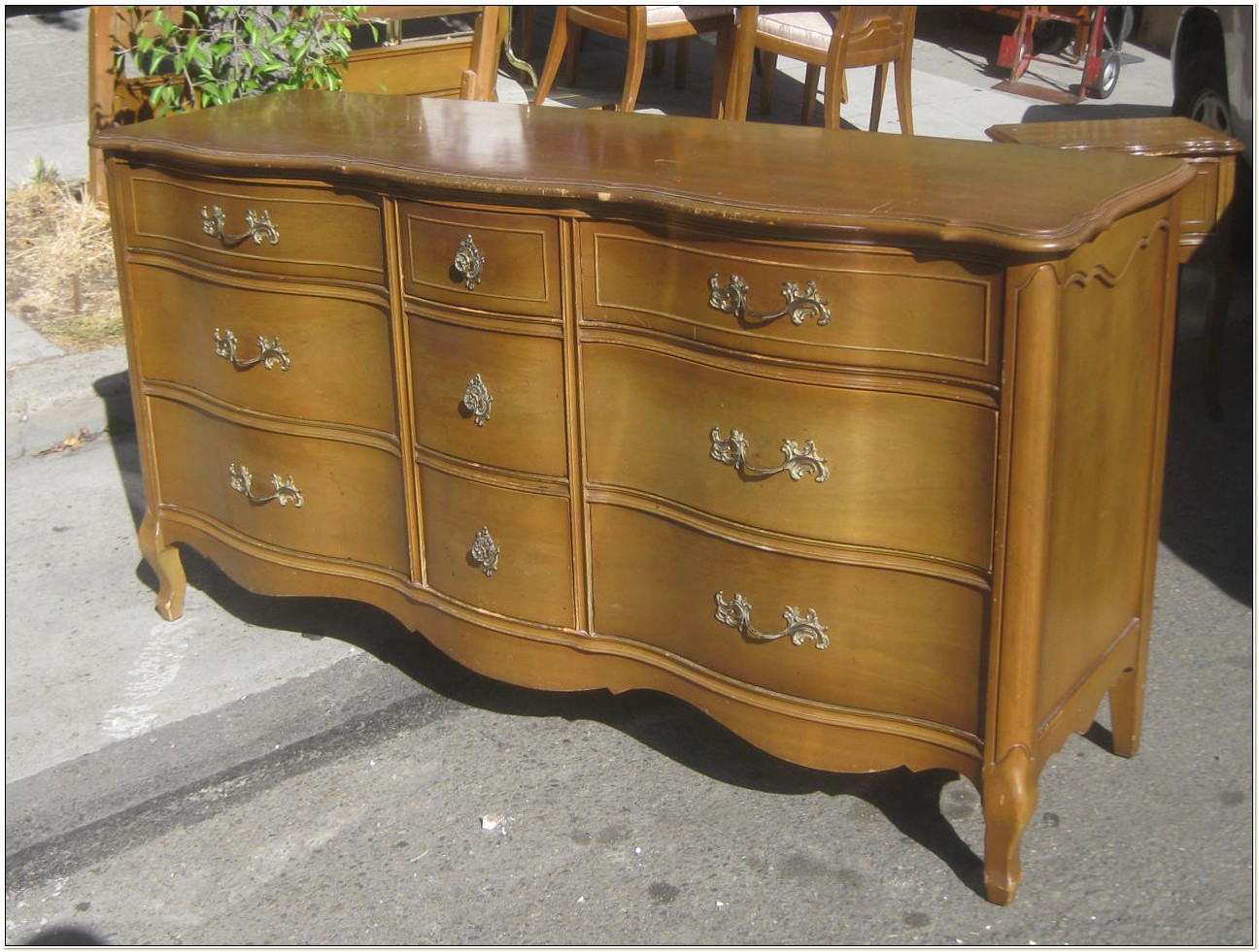 French Provincial Furniture Ebay Vic