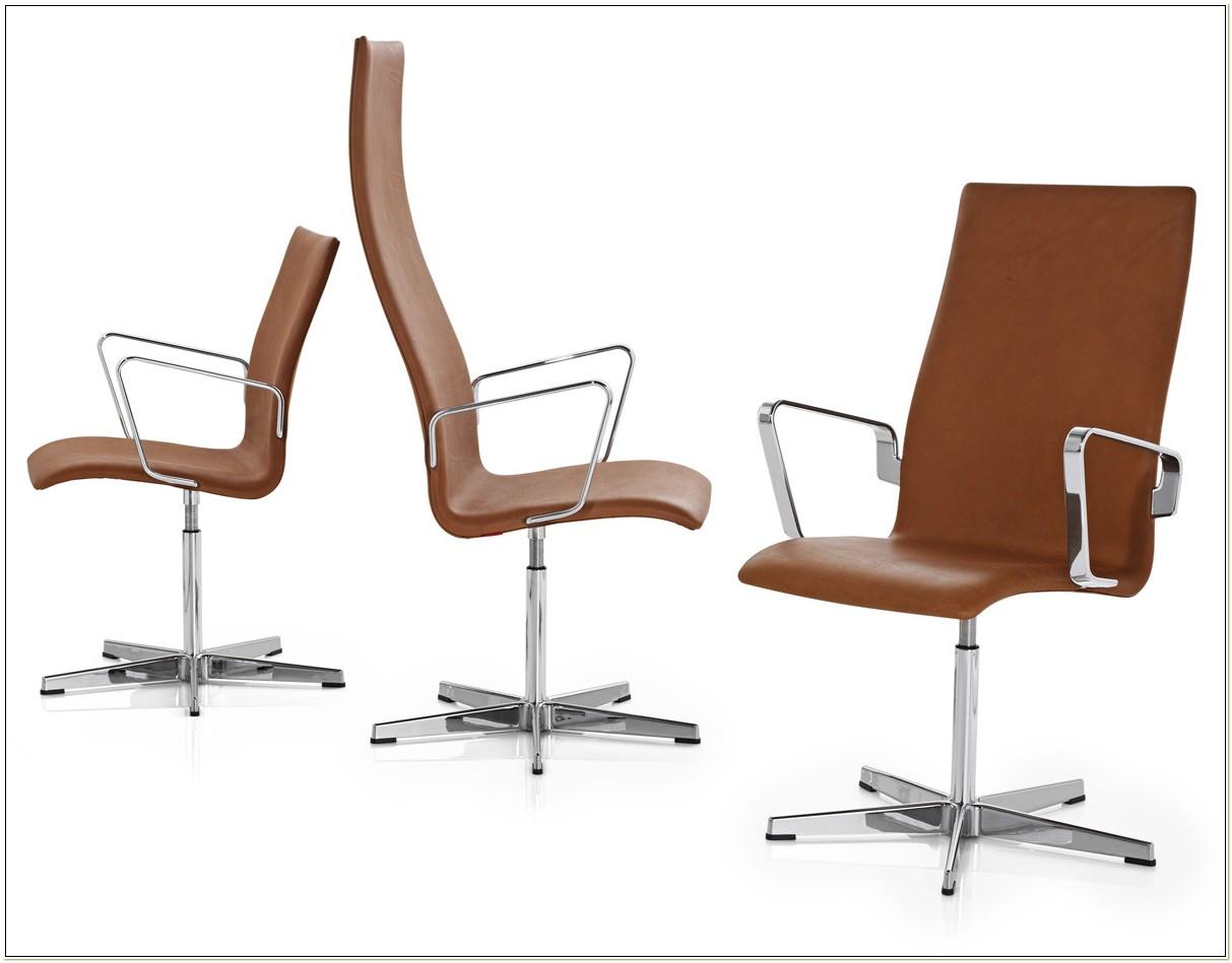 Fritz Hansen Arne Jacobsen Oxford Chair