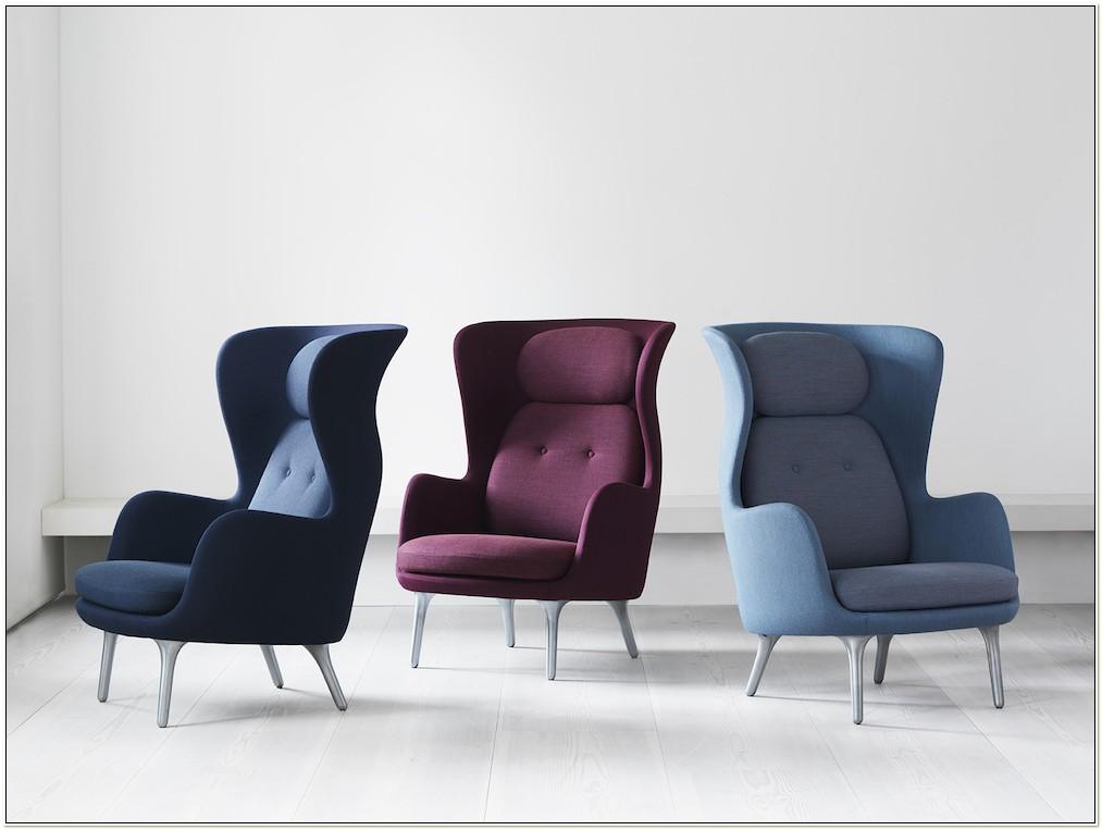 Fritz Hansen Ro Chair Dimensions