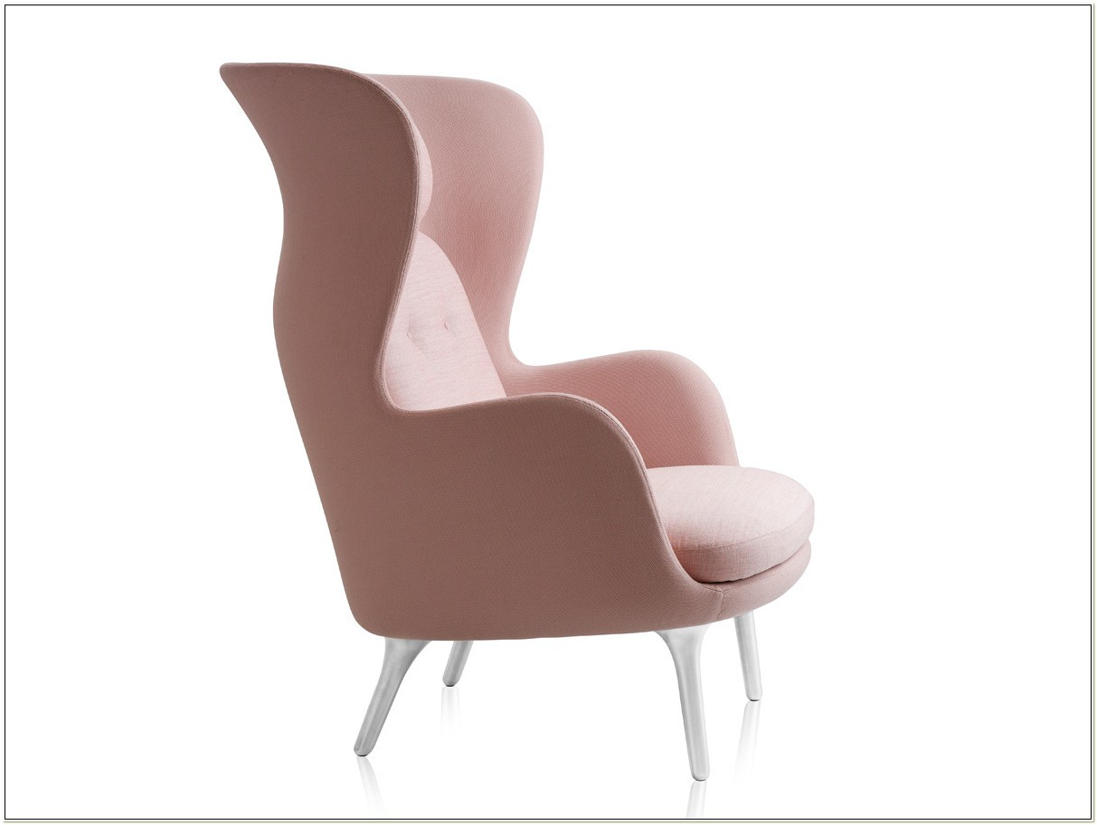 Fritz Hansen Ro Chair Ex Display