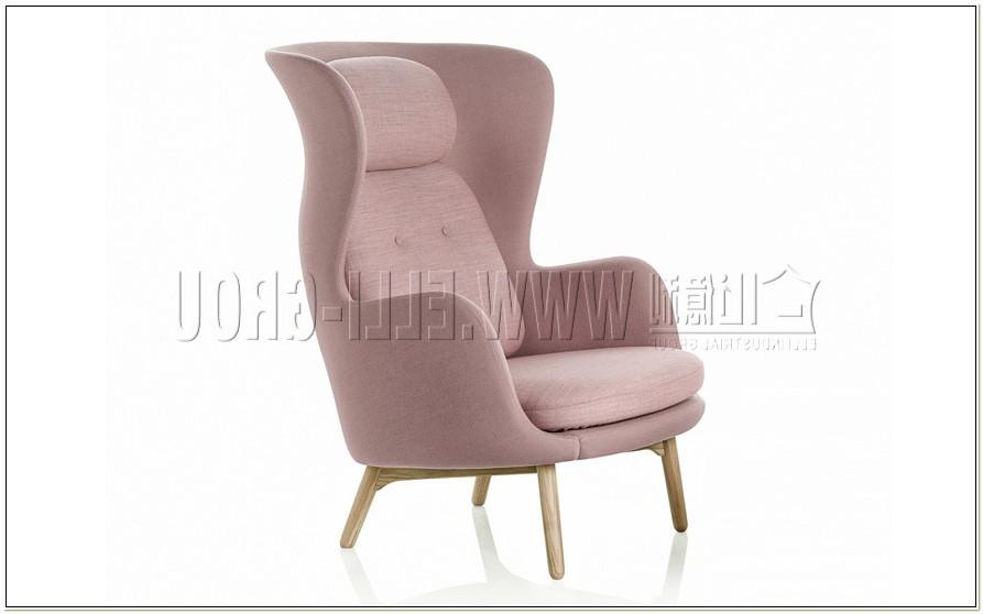 Fritz Hansen Ro Chair Replica