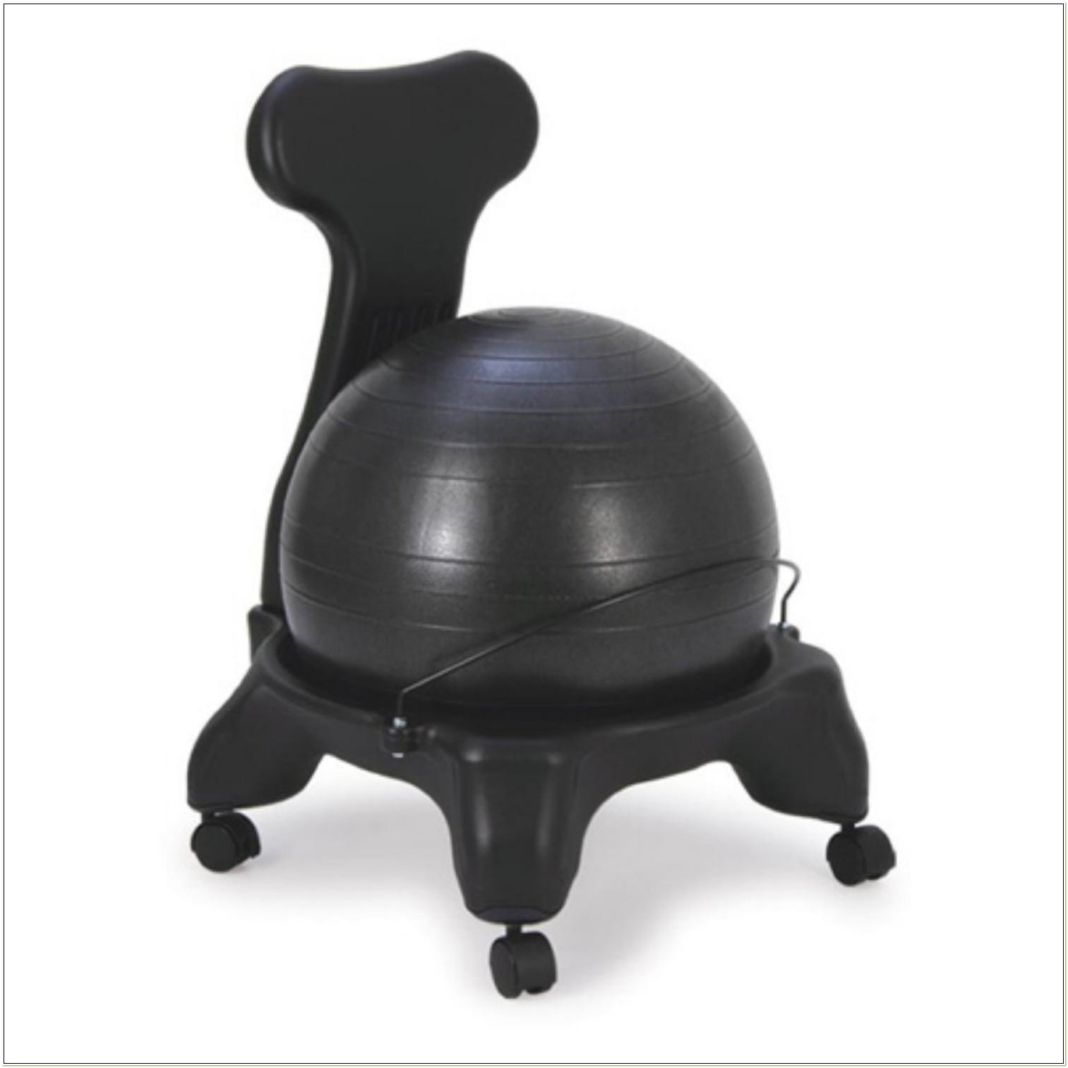 Gaiam Balance Ball Chair Australia