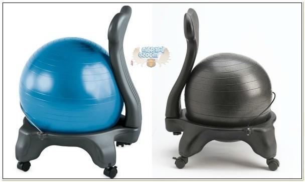 Gaiam Balance Ball Chair Canada