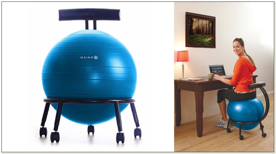 Gaiam Yoga Ball Chair