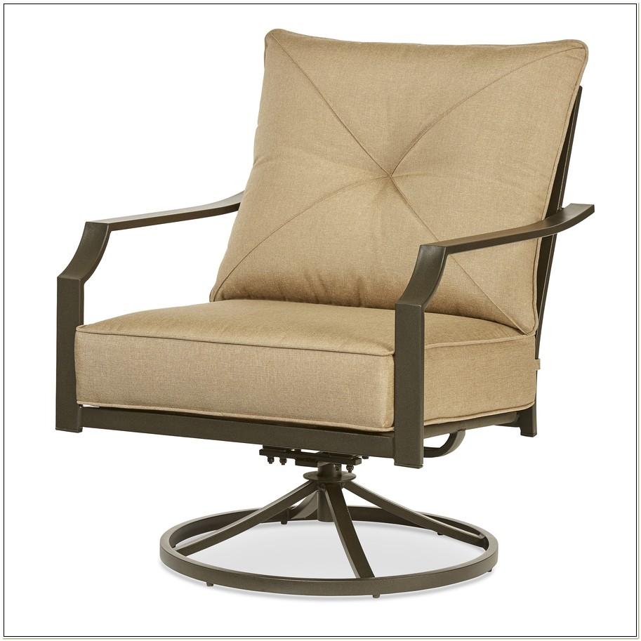 Garden Treasures Rocking Chair Cushions