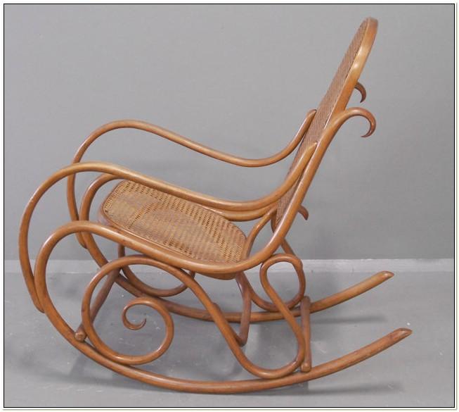 Gebruder Thonet Bentwood Rocking Chair