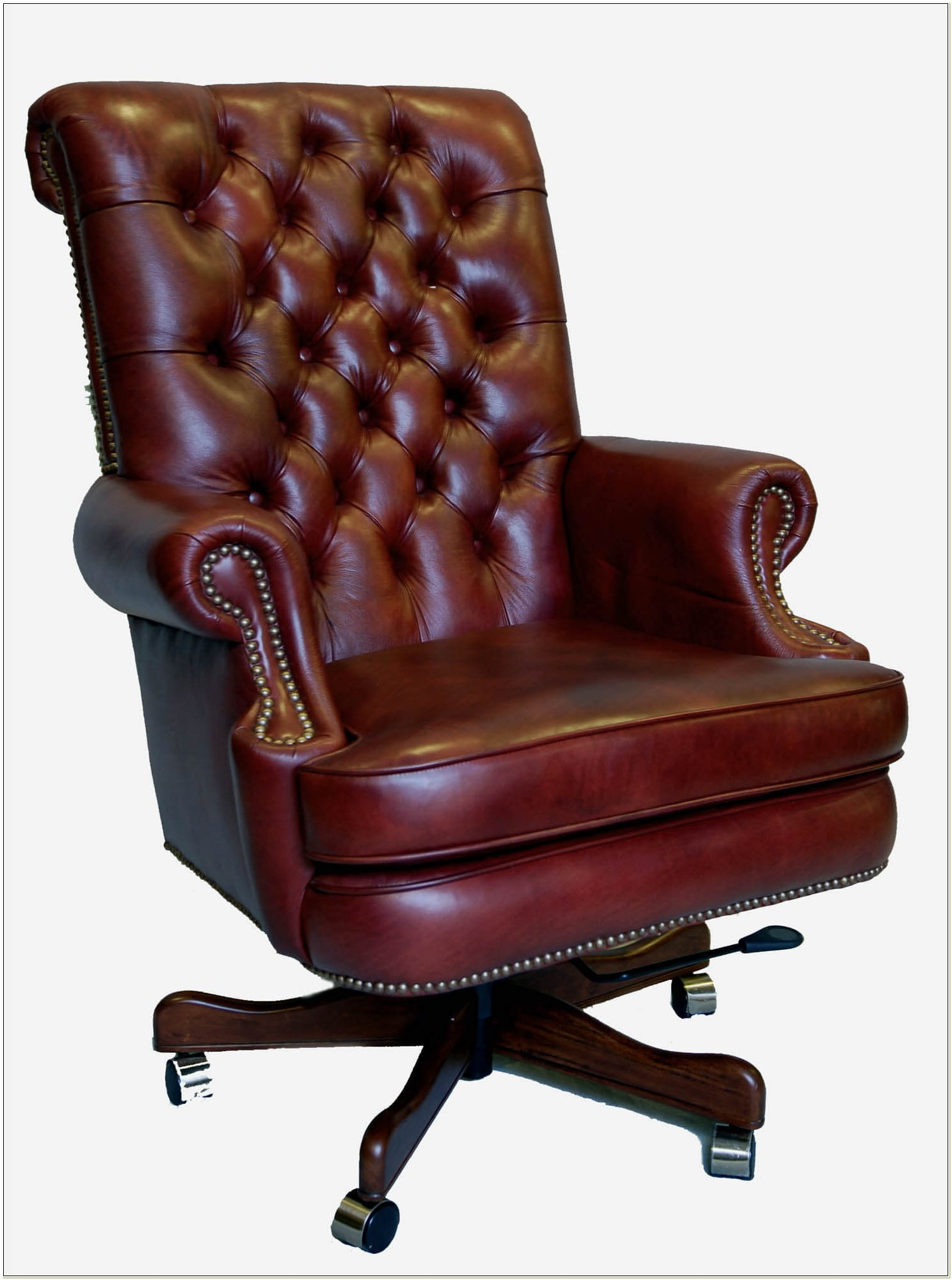 Genuine Leather Office Chairs Brisbane